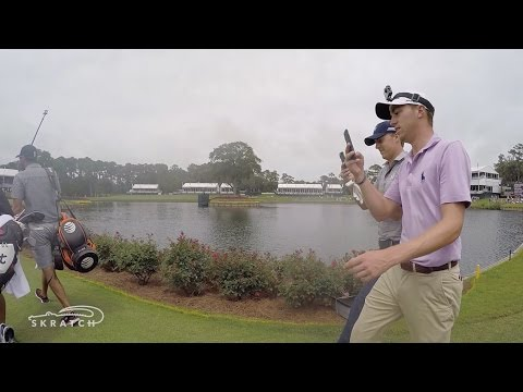 Caddies get played at THE PLAYERS