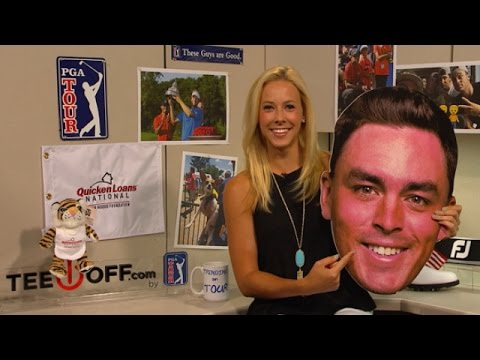 Trending on TOUR | Hometown Hero Hurley, Fowler fatheads & Charlie Woods takes after Tiger