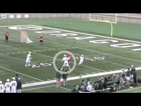 Charlie Woods Lacrosse Highlights – 2015