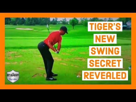 Tiger's New Swing Secret Revealed