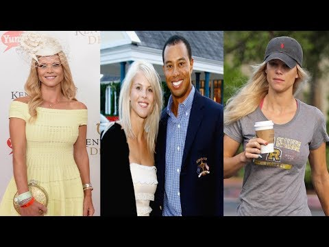 Tiger Woods Former Wife Elin Nordegren 2019