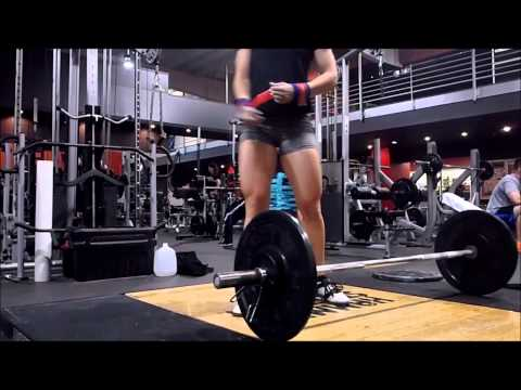 Snatch and Clean & Jerk workout