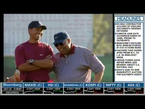 Tiger Woods Full Interview with Charlie Rose