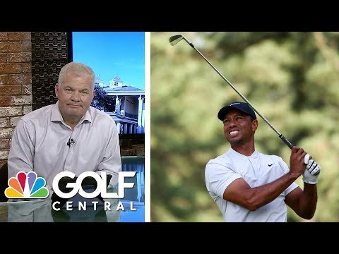 What does World Golf Hall of Fame's age change mean for Tiger Woods? | Golf Central | Golf Channel