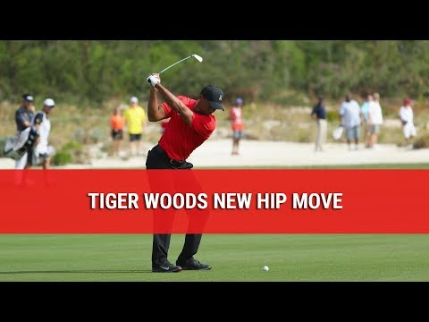 Tiger Woods New Hip Move – Pro Swing Analysis – DWG