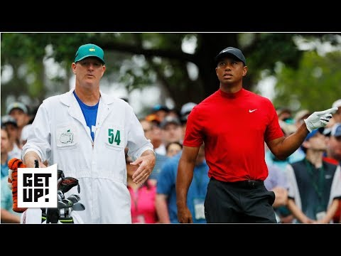 Tiger Woods' caddie: 'He was a man on a mission' at The Masters | Get Up!
