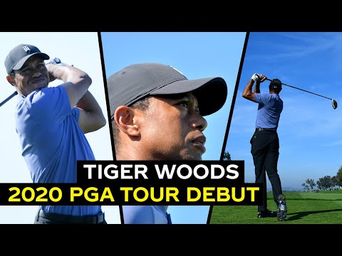Tiger Woods (69) – Round 1 of Farmers Insurance Open | Astro
