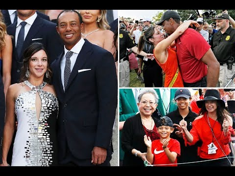 How Tiger Woods' girlfriend Erica Herman was branded a 'gold digger' after pursuing him