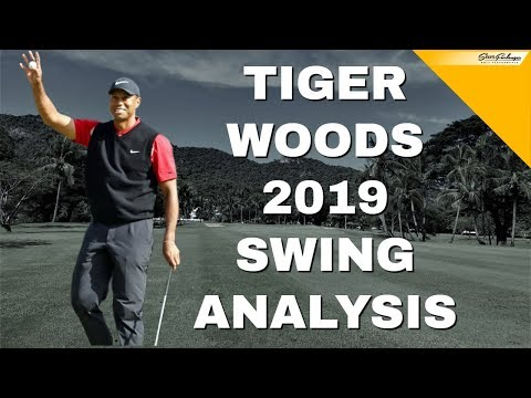 TIGER WOODS 2019 SWING ANALYSIS #TIGERWOODS