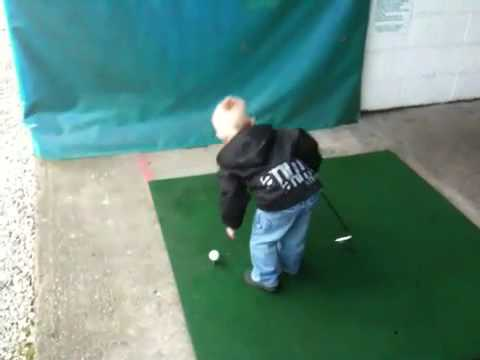 The next Tiger woods