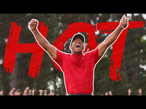 """Tiger Woods 'Hot"""" 