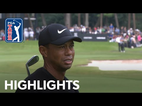 Tiger Woods hits a stunning 64 | Round 1 | ZOZO 2019