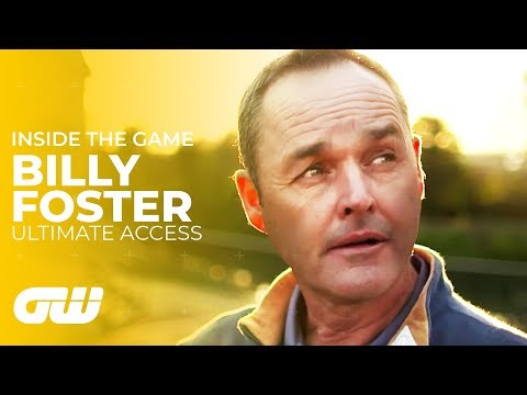 Billy Foster on Seve, Lee Westwood & Tiger Woods | Inside The Game | Golfing World