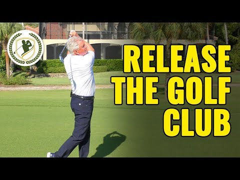 How To Release The Golf Club (DO THIS!)