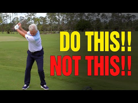 GOLF DRILLS: How To Hit Your Irons Farther (DO This…NOT This!!)