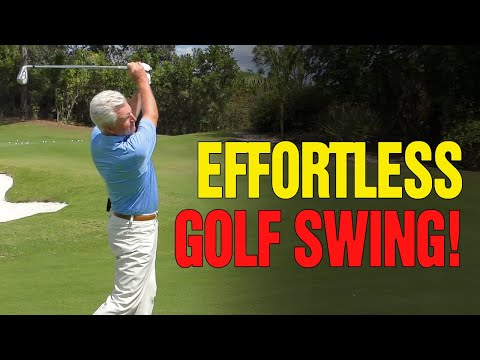 [BEST] Golf Drills For An EFFORTLESS Golf Swing (WATCH THIS NOW!)