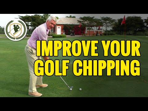 GOLF CHIPPING TIPS – HOW TO IMPROVE YOUR CHIPPING IN GOLF