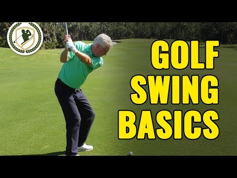 Beginner Golf Swing Basics – 3 Shortcut Concepts & Drills