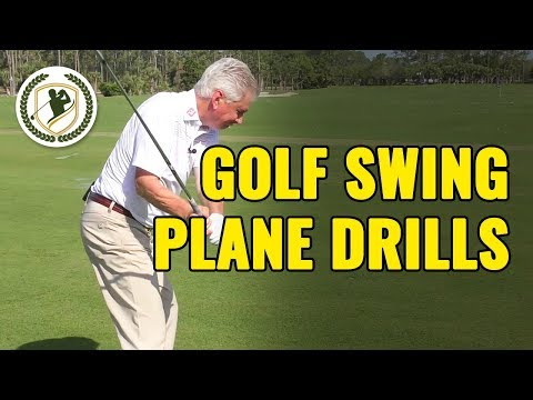 HOW TO FIX YOUR GOLF SWING PLANE – GOLF BACKSWING TAKEAWAY DRILLS!