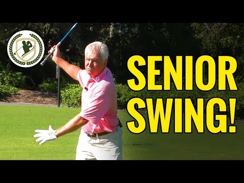 🏌️‍♂️Best Driver Swing For Senior Golfers (WORKS EVERY TIME!)