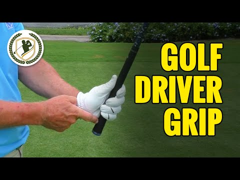 GOLF DRIVER GRIP – WHAT IS THE BEST GRIP TO USE FOR DRIVING BALL?