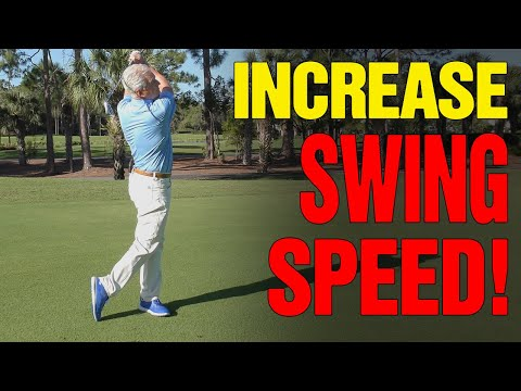 Best Golf Swing Rotational Drills [INCREASE SWING SPEED!]