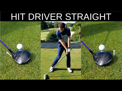 HOW TO HIT DRIVER STRAIGHT EVERY TIME – CRAZY DETAIL STAY SAFE