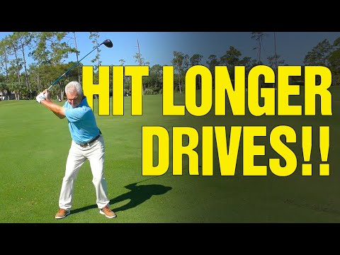 Golf Driver Drills – How To Hit Your Driver Longer [MUST SEE!]