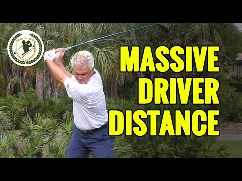MASSIVE GOLF DRIVER DISTANCE KEYS – HOW TO BOMB YOUR DRIVES LIKE TIGER WOODS!