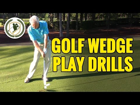 SHORT GAME PRACTICE TIPS & GOLF WEDGE PLAY DRILLS