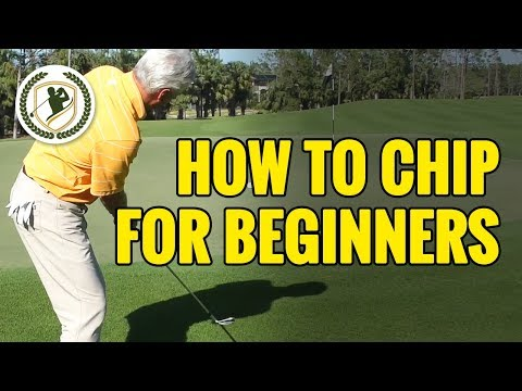 GOLF SHORT GAME TIPS – HOW TO CHIP FOR BEGINNERS