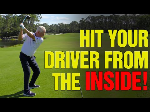 How To HIT Your DRIVER From The Inside [HUGE GAINS!)
