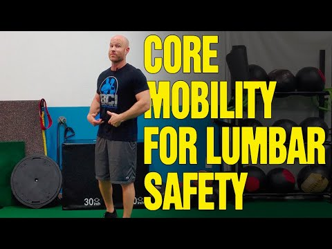 [GOLF FITNESS!] Core Stability for Lumbar Safety 💪