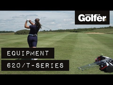 Titleist 620 series and T-Series irons