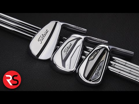 Titleist announce NEW IRONS + Q&A!