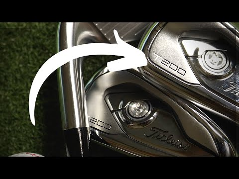 TITLEIST T200 IRONS… WHO COULDN'T PLAY THESE?