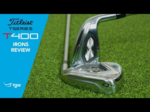 Titleist T400 Irons Review