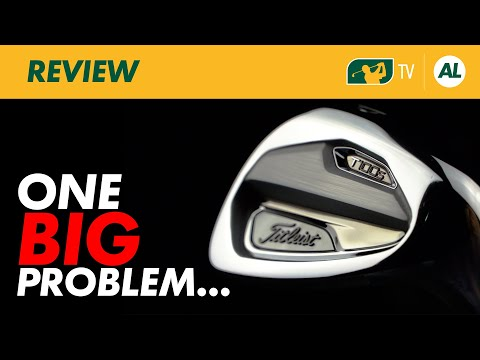 One BIG problem with these Titleist T100s Irons