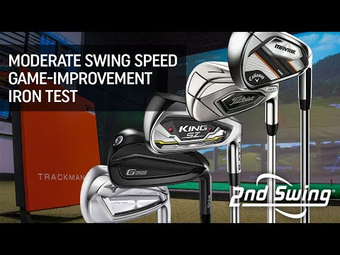 The Ultimate Game-Improvement Iron Test Part 2 | Moderate Swing Speed Comparison