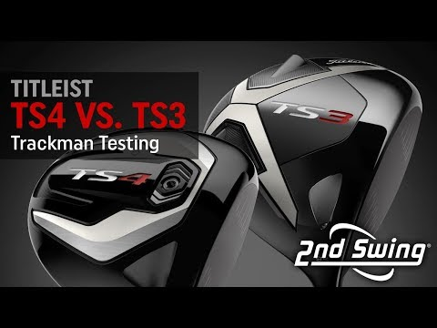 Trackman Testing: Titleist TS4 vs. TS3