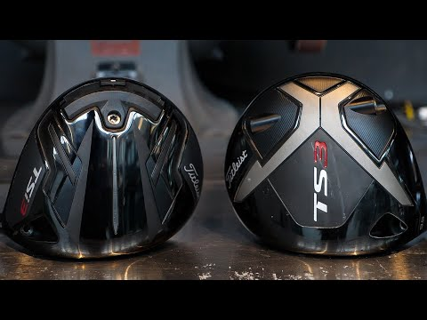 Titleist TSi vs. TS3 Drivers