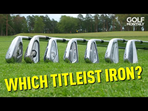 WHICH 2020 TITLEIST IRON IS RIGHT FOR YOUR GAME?