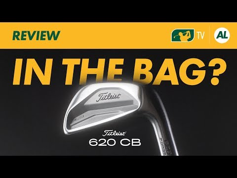 Titleist 620 CB Irons Review