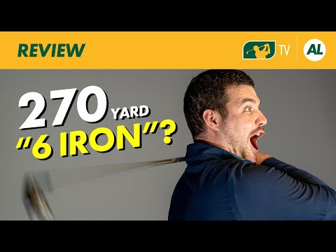 The Longest 6 Iron EVER!!…This is WAY TOO LONG?! | Titleist T400 Irons