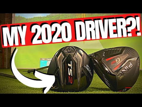 Have I Found My Driver For 2020? TITLEIST TS2 vs PING G410