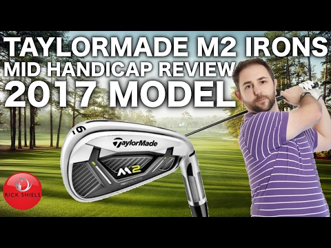 NEW TAYLORMADE M2 IRONS – MID HANDICAP REVIEW
