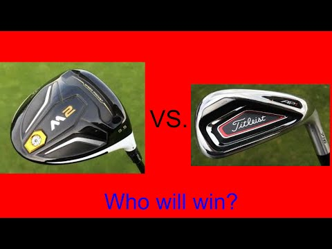 TaylorMade VS. Titleist