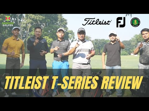 TITLEIST IRONS T-SERIES- DADDIES REVIEW