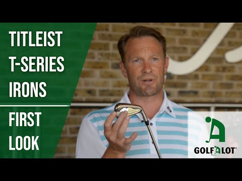 FIRST LOOK: Titleist T-Series Irons | Golfalot Feature