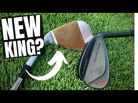 THE NEW KING OF WEDGES? TAYLORMADE MG2 REVIEW